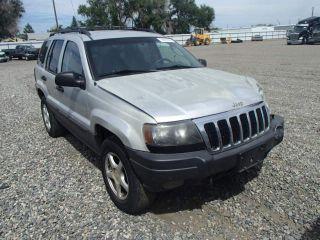 Jeep Grand Cherokee Laredo 2003