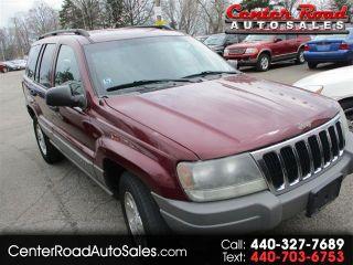 Jeep Grand Cherokee Laredo 2002