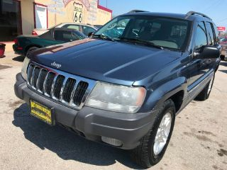 Jeep Grand Cherokee Laredo 2003