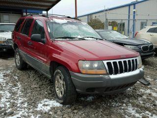 Jeep Grand Cherokee Laredo 2001