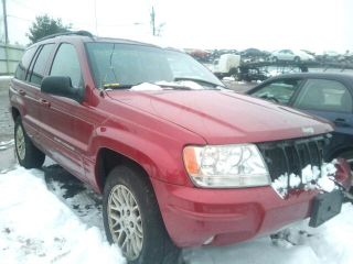 Jeep Grand Cherokee Limited Edition 2004