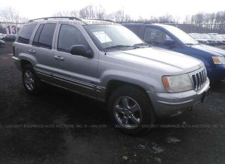 Jeep Grand Cherokee Limited Edition 2003