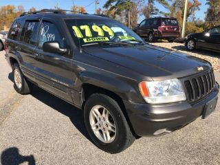 Used 1999 Jeep Grand Cherokee Limited Edition In Fayetteville, North  Carolina