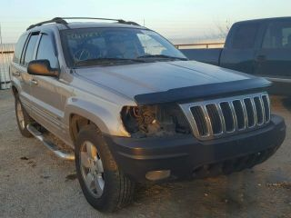 Jeep Grand Cherokee Limited Edition 2001
