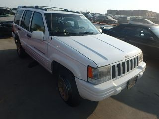 Jeep Grand Cherokee Limited Edition 1998