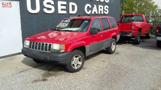 Used 1998 Jeep Grand Cherokee Laredo in Louisville, Kentucky