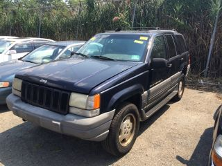 Jeep Grand Cherokee TSi 1998