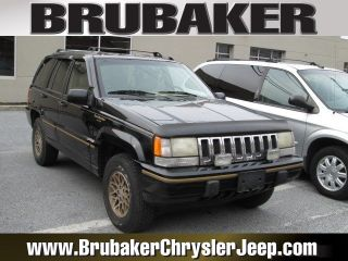 Jeep Grand Cherokee Limited Edition 1994