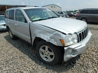 Jeep Grand Cherokee Limited Edition 2005