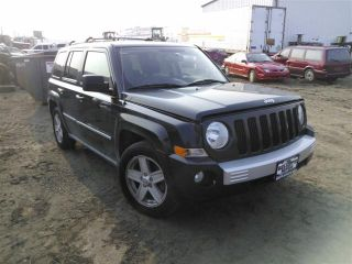 Jeep Patriot Limited Edition 2010