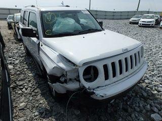 Jeep Patriot Latitude X 2011