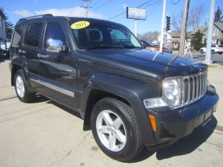 Used 2011 Jeep Liberty Limited Edition in Mundelein, Illinois