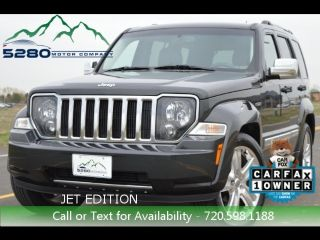 Used 2011 Jeep Liberty Limited Edition in Longmont, Colorado