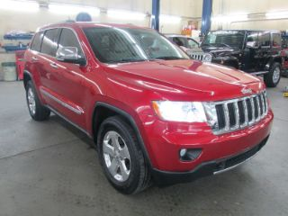 Used 2011 Jeep Grand Cherokee Limited Edition in Washington, Indiana
