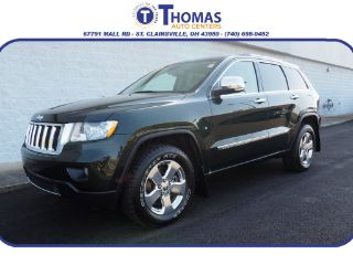 Used 2011 Jeep Grand Cherokee Limited Edition in Saint Clairsville, Ohio