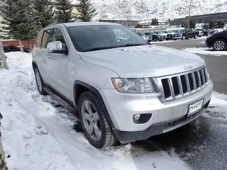 Used 2011 Jeep Grand Cherokee Limited Edition in Jackson, Wyoming