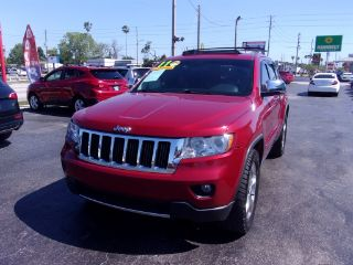 Used 2011 Jeep Grand Cherokee Limited Edition in Pinellas Park, Florida