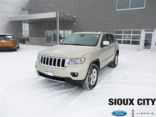 Used 2011 Jeep Grand Cherokee Overland in Sioux City, Iowa