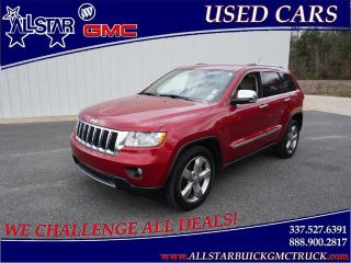 Used 2011 Jeep Grand Cherokee Limited Edition in Sulphur, Louisiana