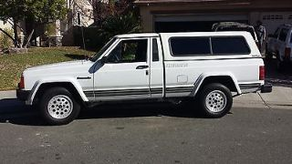 Jeep Comanche Eliminator 1990