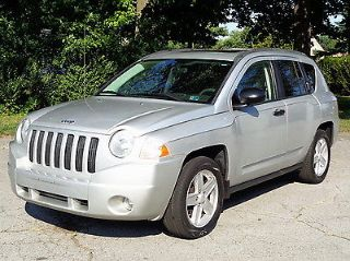 Used 2008 Jeep Compass Sport in Levittown, Pennsylvania