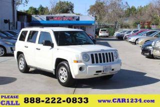 Jeep Patriot Sport 2008