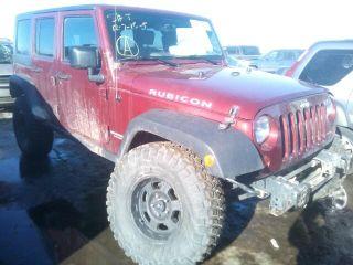 Jeep Wrangler Rubicon 2009