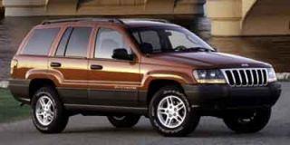 Used 2003 Jeep Grand Cherokee Limited Edition in Lakewood, Washington