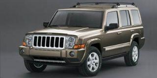 Jeep Commander Sport 2006
