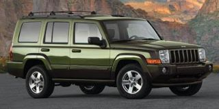 Jeep Commander Sport 2007