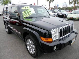Jeep Commander Limited Edition 2006