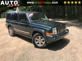 2006 Jeep Commander Limited Edition