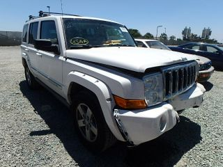 Jeep Commander Limited Edition 2007
