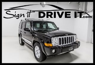 Jeep Commander Limited Edition 2008