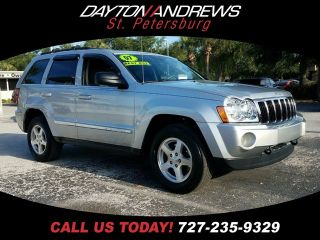 Used 2007 Jeep Grand Cherokee Limited Edition in Saint Petersburg, Florida
