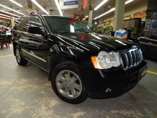 Jeep Grand Cherokee Limited Edition 2008