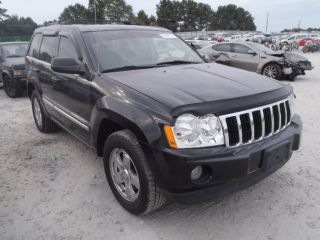 Jeep Grand Cherokee Limited Edition 2007