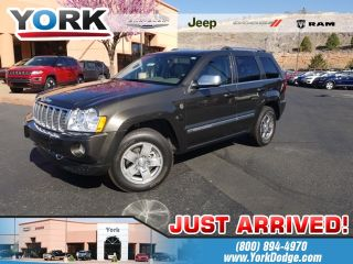 Used 2006 Jeep Grand Cherokee Overland in Prescott, Arizona