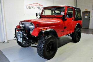 Used 1986 Jeep CJ in Dallas, Texas
