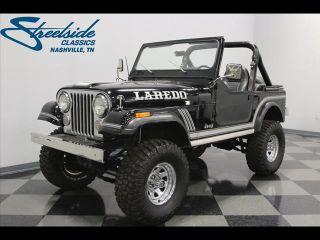Jeep CJ 1985