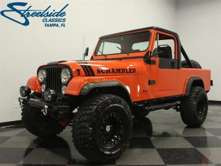 Used 1983 Jeep Scrambler In Lutz Florida