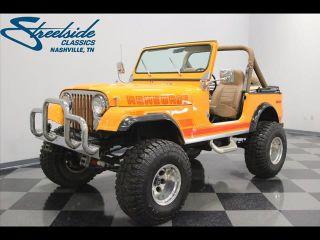 Jeep CJ 1983