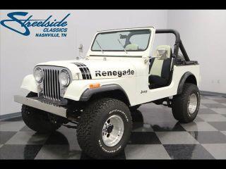 Jeep CJ 1984