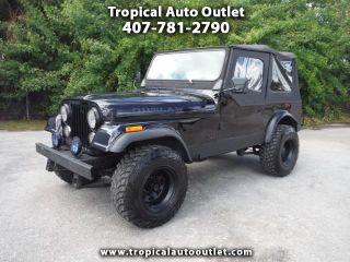 Jeep CJ Laredo 1986