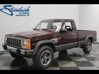 1988 Jeep Comanche Laredo