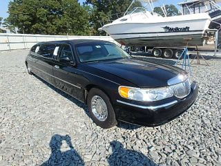 Used 2000 Lincoln Town Car Executive In Dunn North Carolina