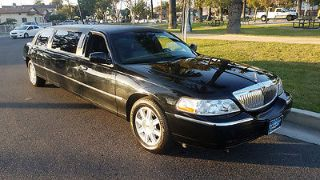 Lincoln Town Car Executive 2007