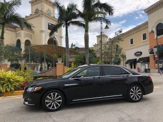 Used 2017 Lincoln Continental Livery In Davie Florida