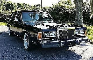 1989 Lincoln Town Car >> Used 1989 Lincoln Town Car In Ocala Florida