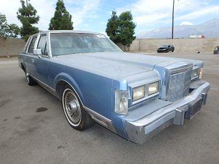 Used 1988 Lincoln Town Car Signature In Rancho Cucamonga California